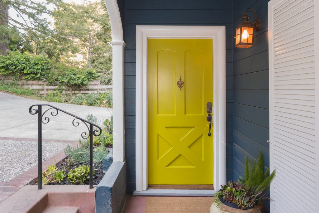 DIY projects to improve curb appeal