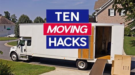 ten moving hacks