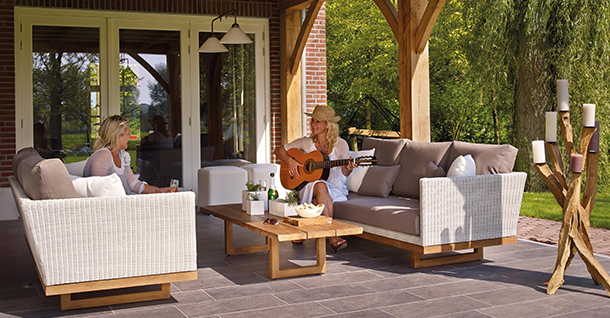 Getting Your Patio or Deck Ready for Summer
