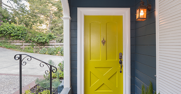 improve house exterior